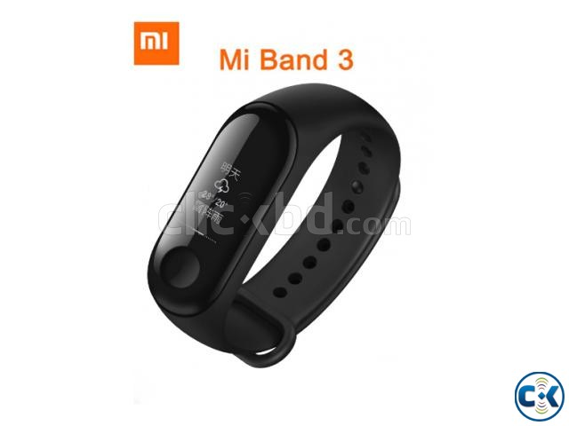 Xiaomi Mi Band 3 Smart Band Fitness Tracker OLED Touch Scree | ClickBD large image 0