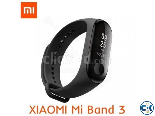 Xiaomi Mi Band 3 Smart Band Fitness Tracker OLED Touch Scree | ClickBD large image 3