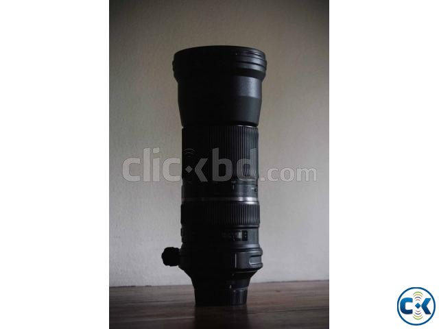 Tamron sp 150-600mm f 5-6.3 di vc usd nikon Mount | ClickBD large image 1