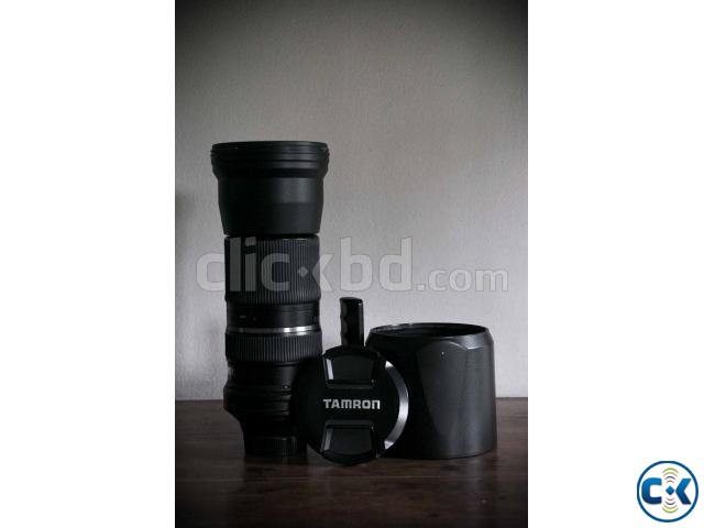 Tamron sp 150-600mm f 5-6.3 di vc usd nikon Mount | ClickBD large image 2