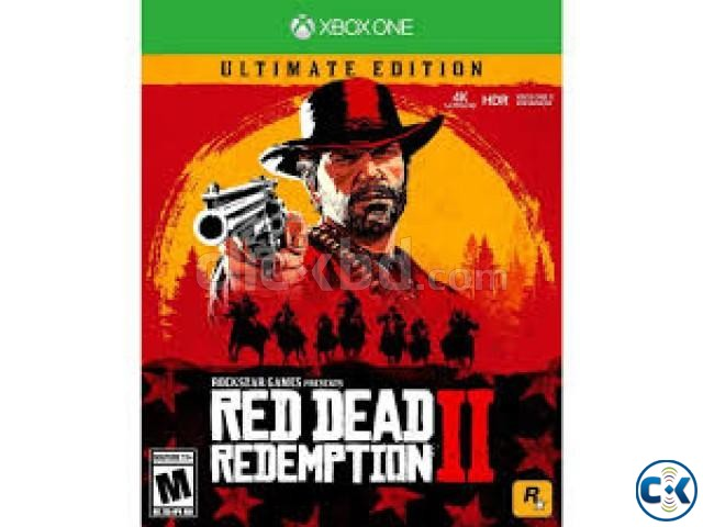 RED DEAD REDEMPTION 2 ULTIMATE EDITION XBOX ONE | ClickBD large image 0