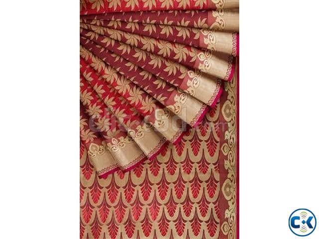 Silk Saree | ClickBD large image 1