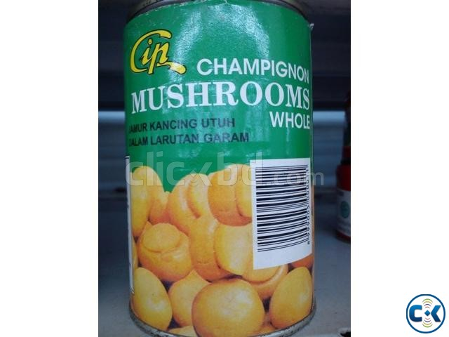 Canned Mushrooms | ClickBD large image 0
