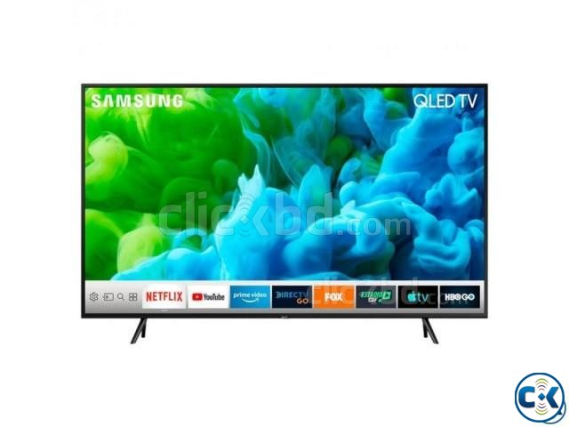 BRAND NEW 82 inch SAMSUNG Q60R 4K QLED TV | ClickBD large image 2