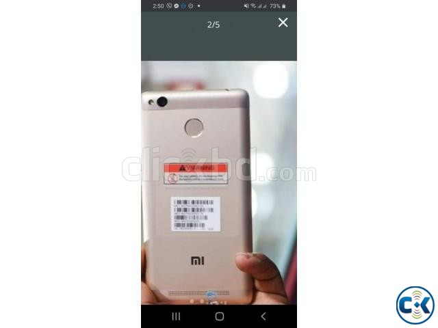Xiaomi redmi 3s octacore 1.40ghz  | ClickBD large image 0