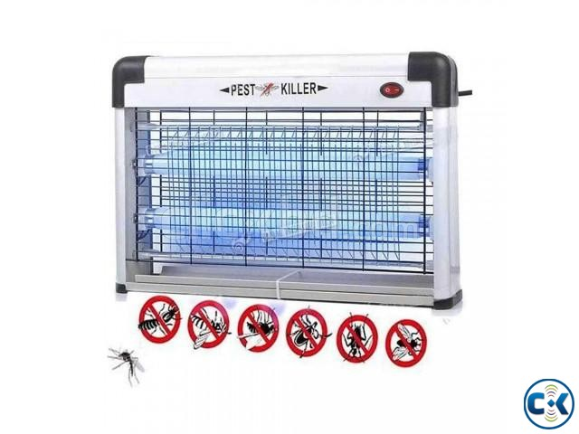 indoor aluminum mosquito killer machine pest contral insect  | ClickBD large image 0