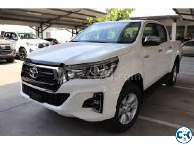 TOYOTA HILUX SURF DOUBLE CABIN 2020 | ClickBD large image 0