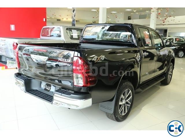 TOYOTA HILUX SURF DOUBLE CABIN 2020 | ClickBD large image 1
