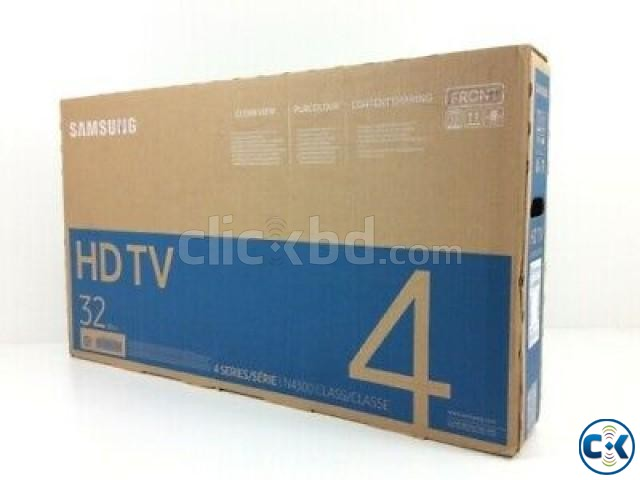 Samsung N4300 32 Inch Smart HD Redy Led TV | ClickBD large image 0
