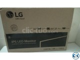 LG IPS Panel LED Monitor