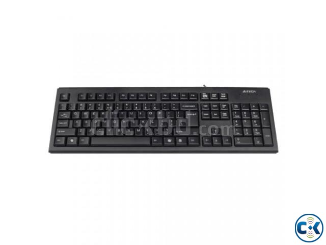 A4Tech KR-83 Comfort Keyboard | ClickBD large image 0