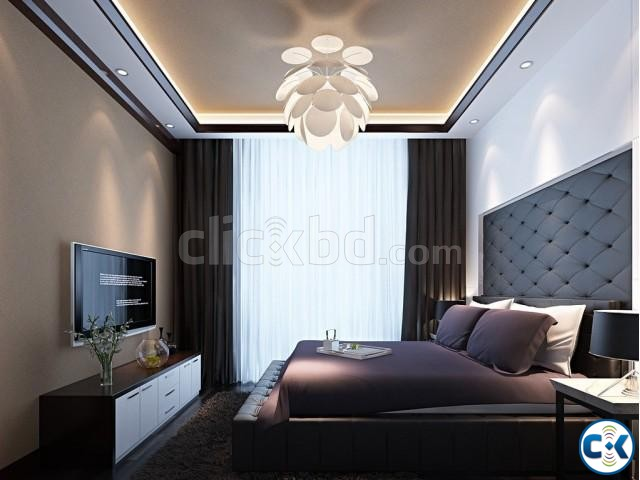 Interior Decoration Service for Flat Office Showroom etc. | ClickBD large image 0