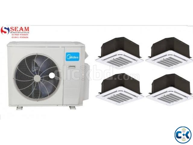 Media 1.5 Ton Casstte Type Brand New AC 18000 BTU | ClickBD large image 1