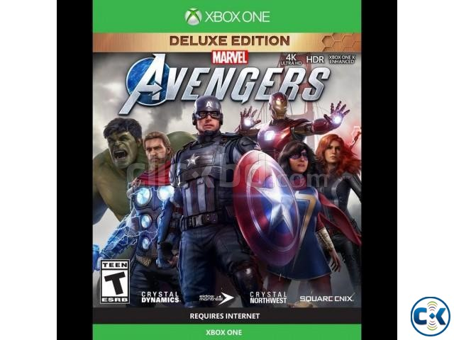 Marvel Avengers Deluxe Edition Xbox One | ClickBD large image 0