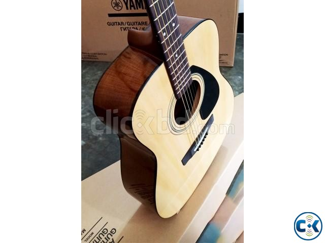YAMAHA F-310P Acoustic Guitar Full Package 100 Genuine  | ClickBD large image 1