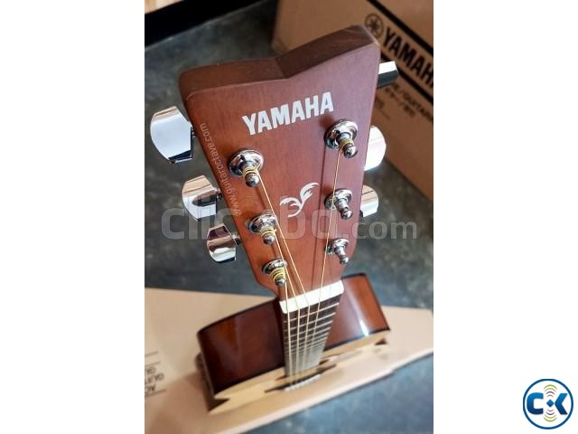YAMAHA F-310P Acoustic Guitar Full Package 100 Genuine  | ClickBD large image 2