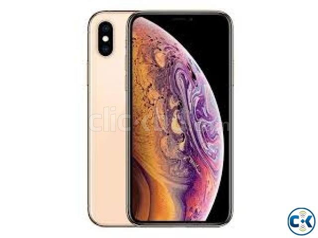Apple iphone Xs Max Gold 512GB  | ClickBD large image 0