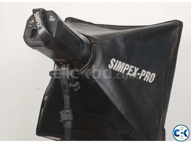 Simplx Flash Light N3500 ONE PCS | ClickBD large image 0