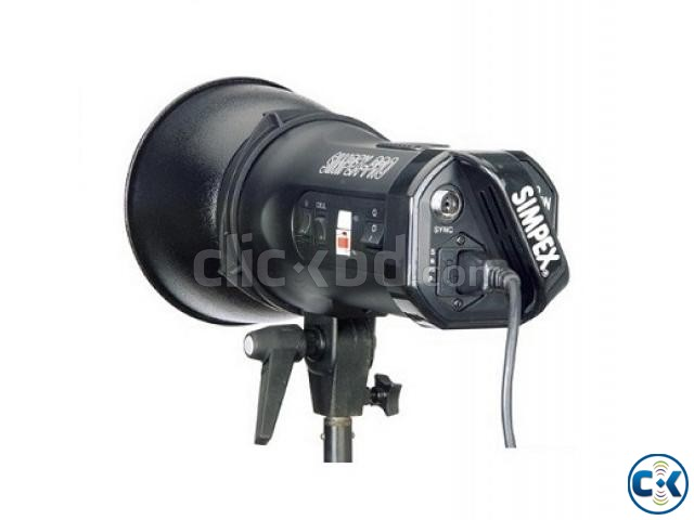Simplx Flash Light N3500 ONE PCS | ClickBD large image 2