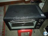 Nova Blackberry Electric Oven urgent Sell.