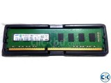 Samsung 4GB DDR3 1333 MHz Bus Speed RAM