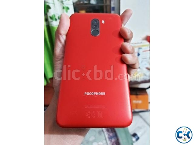 Pocophone F1 RED | ClickBD large image 0