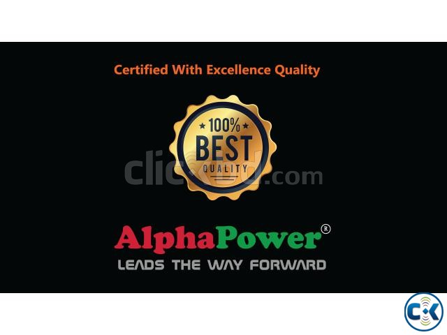 AlphaPower Battery 12V 26Ah 20HR for UPS Others Taiwan | ClickBD large image 3