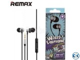 Remax RM 512 Wired Earphone Price in Bangladesh