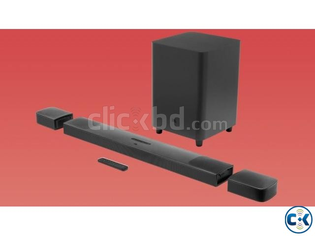 JBL Bar 9.1 Channel Wireless Surround with Dolby Atmos | ClickBD large image 1
