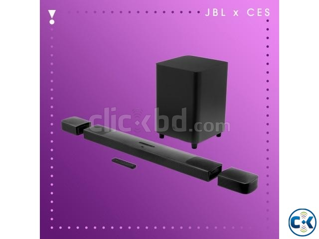 JBL Bar 9.1 Channel Wireless Surround with Dolby Atmos | ClickBD large image 2