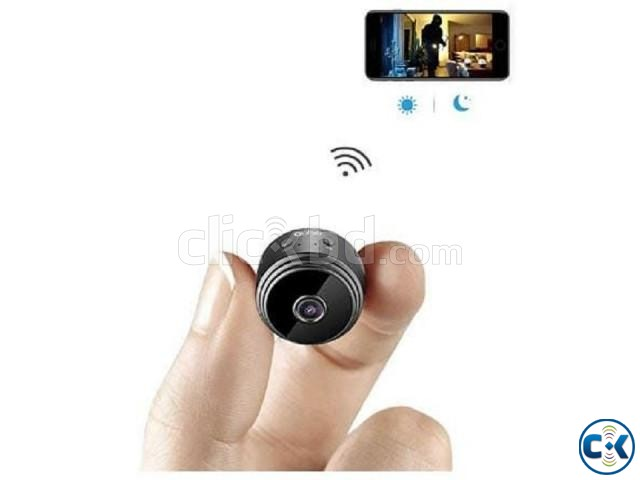 A9 Mini WiFi Camera 1080P Full HD Night Vision 01611288488 | ClickBD large image 0