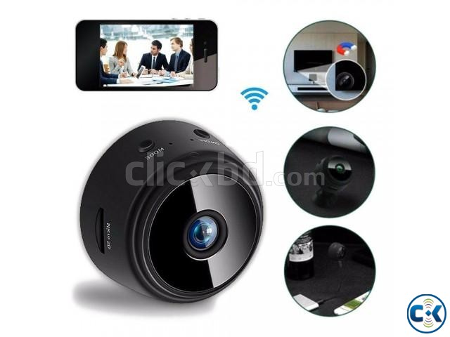 A9 Mini WiFi Camera 1080P Full HD Night Vision 01611288488 | ClickBD large image 1