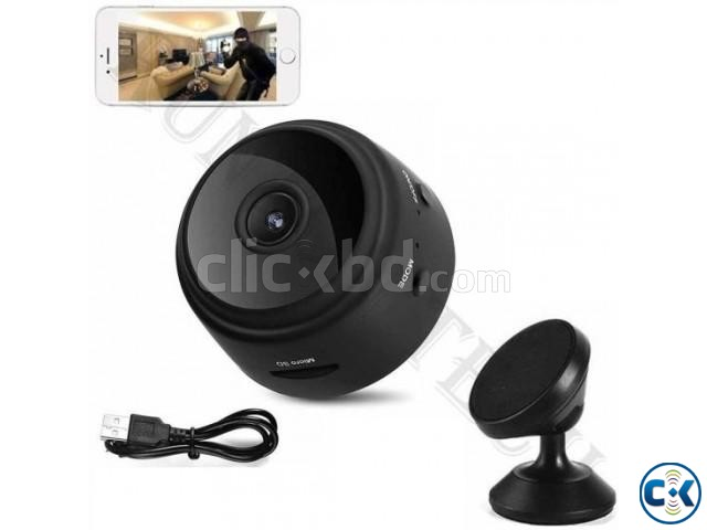 A9 Mini WiFi Camera 1080P Full HD Night Vision 01611288488 | ClickBD large image 2