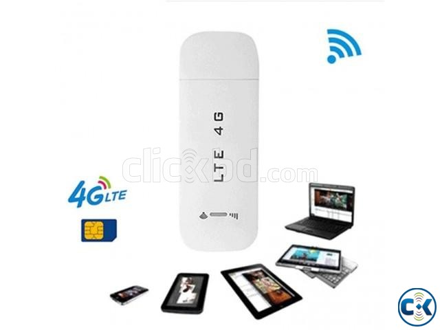 4G Modem With Wifi Router | ClickBD large image 0