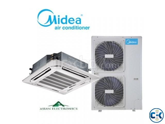 Midea 5.0 Ton AC Cassette Celling Type MSM60CRN1  | ClickBD large image 0