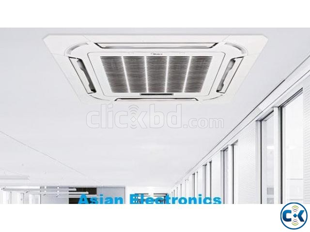 Midea 5.0 Ton AC Cassette Celling Type MSM60CRN1  | ClickBD large image 4