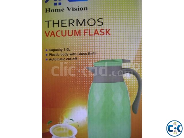 Home Vision Vacuum Flask | ClickBD large image 0