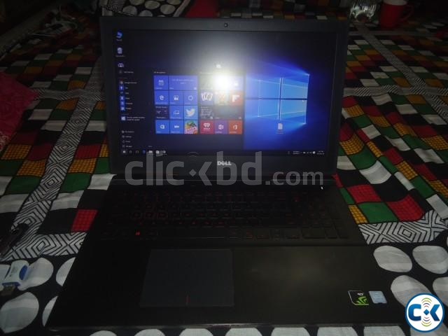 Dell Gaming 16 GB Ram 256 SSD 1000 HDD 4 GDDR5 Graphics | ClickBD large image 0