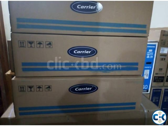 Carrier AC 42JG018 Brand New 1.5 Ton Intact Box | ClickBD large image 1