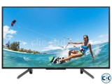 Sony Bravia 43 Inch W660G Full HD Smart LED TV