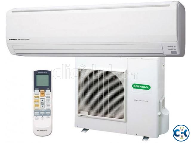 BRAND NEW GENERAL 1.5 TON SPLIT AC | ClickBD large image 1
