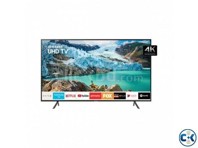 SAMSUNG 65 inch RU7100 SMART 4K UHD Bluetooth TV 2019 | ClickBD large image 1