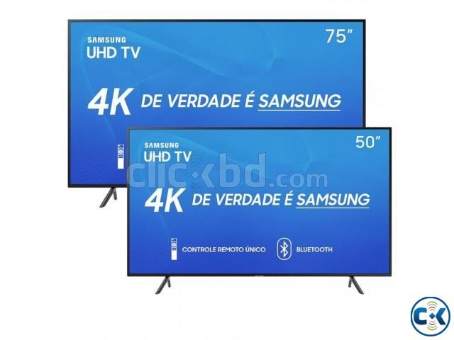 SAMSUNG 65 inch RU7100 SMART 4K UHD Bluetooth TV 2019 | ClickBD large image 2