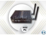 Mini PC - Intel Core i3 5th Gen with 256GB SSD 4GB RAM