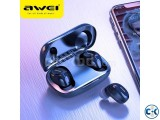 Awei T20 Bluetooth 5.0 Headset TWS Wireless Earphones