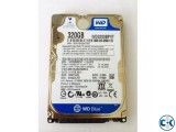 Used Western Digital Blue 320GB Laptop Sata Hard Disk