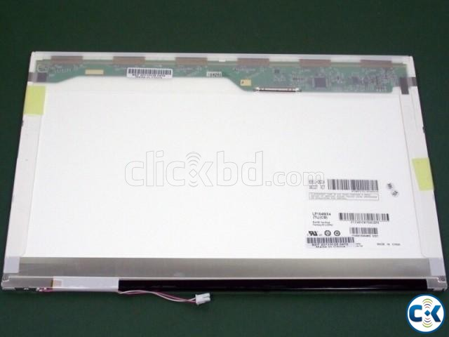 Used 15.4 Laptop lcd display screen B154EW08 Running | ClickBD large image 0