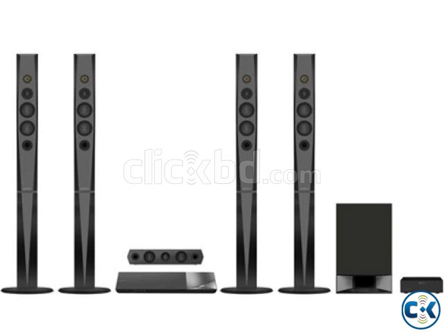 Sony BDV-N9200W 3D 1200W Home Theater System Price in BD | ClickBD large image 0