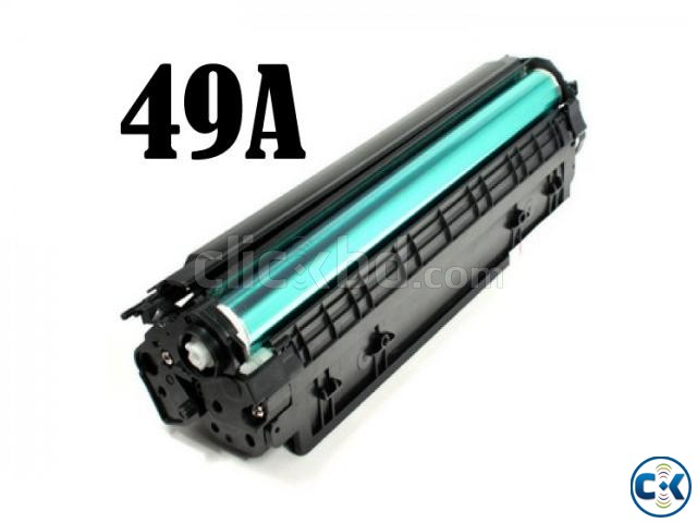 49A Compatible China Toner Cartridge | ClickBD large image 0