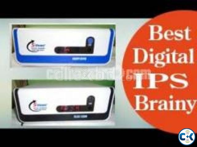 DIGITAL IPS 850VA ONLY MACHINE | ClickBD large image 0